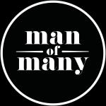Logo manofmany